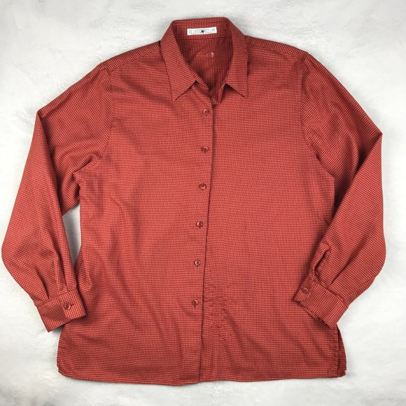 Foxcroft Tops - Foxcroft Wrinkle Free Button Shirt
